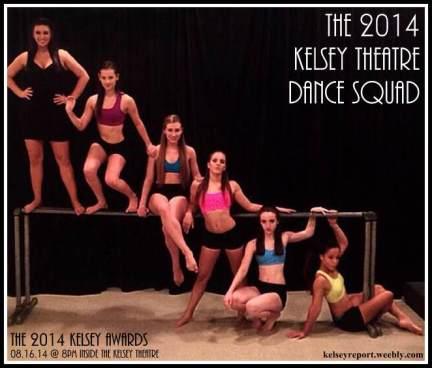 2014 Dance Squad Photo