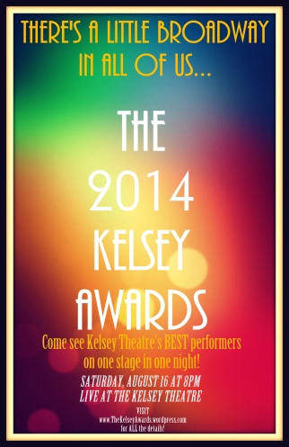 2014 Kelsey Awards - Official Poster