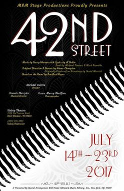 Kelsey Casting Call 42nd Street