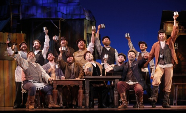 Meet The Full Cast Of Fiddler On The Roof Opening This